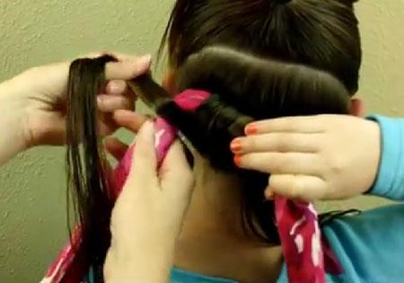 bandana-curls